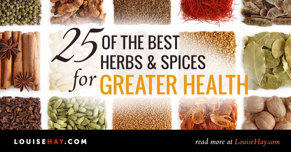 25 Best Anti Inflammatory Herbs And Spices For Greater Health